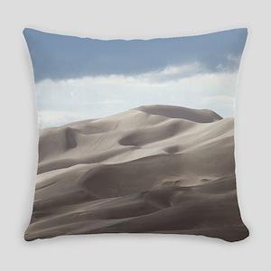 Sand Dunes Everyday Pillow
