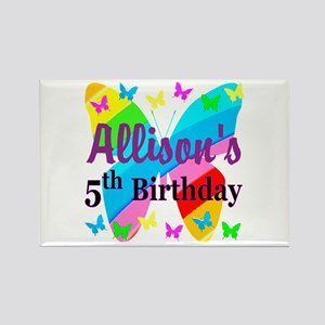 PERSONALIZED 5TH Rectangle Magnet