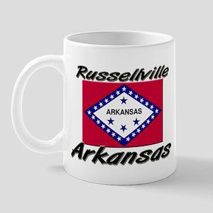 Russellville Arkansas Mug