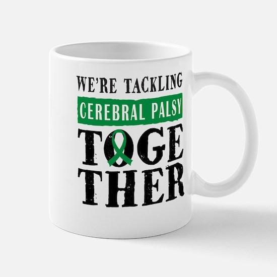 Tackling Cerebral Palsy Mugs