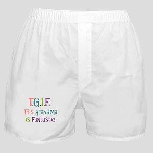 Grandma is Fantastic Boxer Shorts