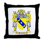 Scotman Throw Pillow