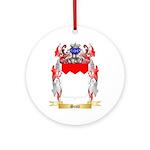 Scoti Round Ornament