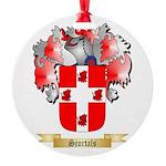 Scortals Round Ornament