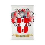 Scortal Rectangle Magnet (100 pack)