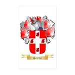 Scortal Sticker (Rectangle 50 pk)