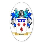 Scoble Sticker (Oval)