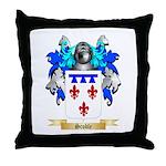 Scoble Throw Pillow