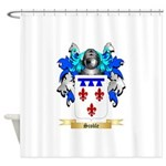 Scoble Shower Curtain