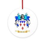 Scoble Round Ornament