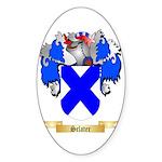 Sclater Sticker (Oval 50 pk)