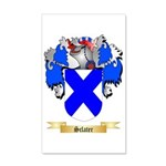 Sclater 35x21 Wall Decal