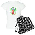 Sciuscietto Women's Light Pajamas