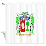 Scini Shower Curtain