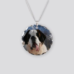 saint bernard Necklace