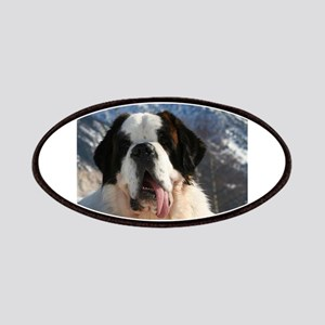 saint bernard Patch