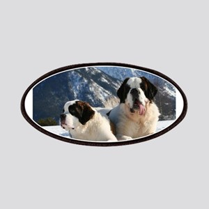 saint bernard group Patch
