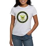 US Navy Recruiting Command Women's T-Shirt