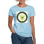 US Navy Recruiting Command Women's Light T-Shirt