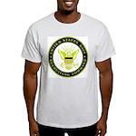 US Navy Recruiting Command Light T-Shirt