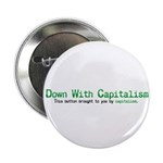 "Capitalism 2.25"" Button (100 pack)"