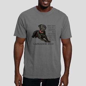 Black Lab Dad T-Shirt