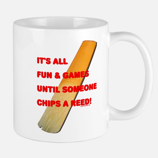 Chip a Reed Large Mugs
