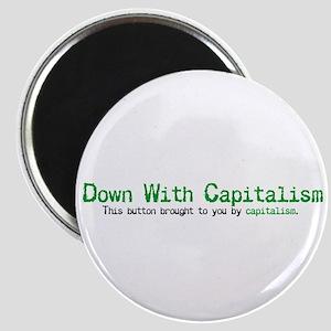 Capitalism Magnet