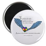 Autism is treatable & reversible Autism Magnet