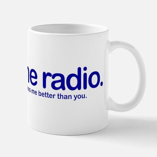 Better Than You Large Mugs