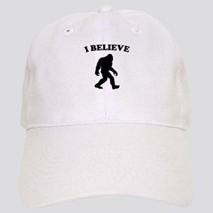 Bigfoot I Believe Baseball Cap