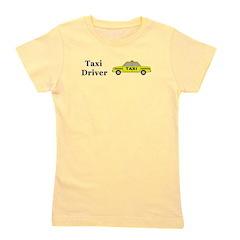 Taxi Driver Girl's Tee