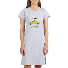 Taxi Driver Women's Nightshirt