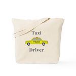 Taxi Driver Tote Bag