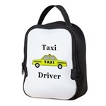 Taxi Driver Neoprene Lunch Bag