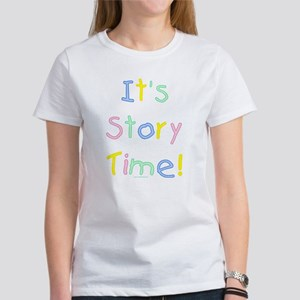 It's Story Time! Women's T-Shirt
