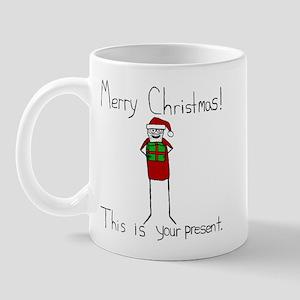 Your Christmas Present Mug