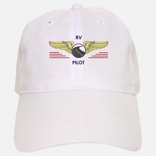 RV Pilot Baseball Baseball Baseball Cap