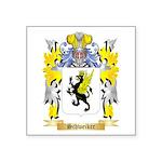 Schweiker Square Sticker 3