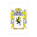 Schweiker Sticker (Rectangle)