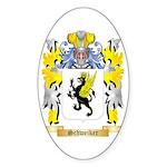 Schweiker Sticker (Oval)