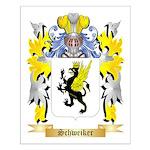Schweiker Small Poster