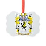 Schweiker Picture Ornament