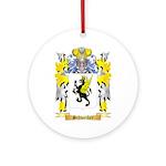 Schweiker Round Ornament