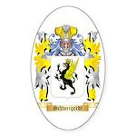 Schweigerdt Sticker (Oval 10 pk)