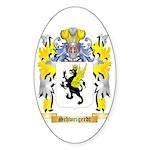 Schweigerdt Sticker (Oval 50 pk)