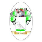 Schwartz Sticker (Oval 10 pk)