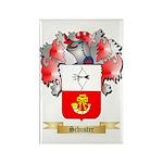 Schuster Rectangle Magnet (100 pack)