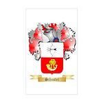Schuster Sticker (Rectangle)