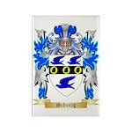 Schurig Rectangle Magnet (100 pack)